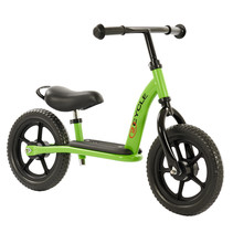 2Cycle DeLuxe Loopfiets - Groen