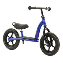 2Cycle Deluxe Laufrad, Lauffahrrad für Ihr Kind, Höhenverstellbar Lauflernrad, Kinderfahrrad für Jungen Mädchen Baby, Blau
