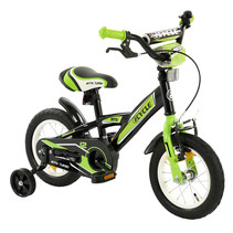 2Cycle BMX Kinderfiets - 12 inch - Groen
