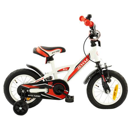 2Cycle 2Cycle BMX Kinderfahrrad - 12 Zoll - Rot