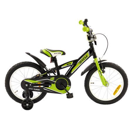 2Cycle 2Cycle BMX Kinderfiets - 16 inch - Groen-Zwart