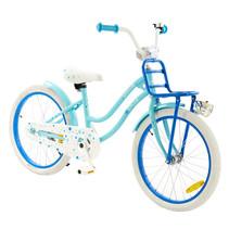 2Cycle Superstar Kinderfiets - 20 inch - Voordrager - Blauw