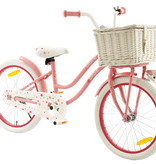 2Cycle 2Cycle Superstar Kinderfiets - 20 inch - Voordrager - Roze