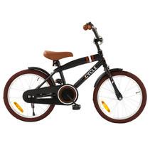 2Cycle Kinderfiets - 18 inch - Mat-Zwart
