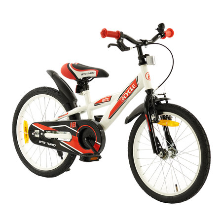 2Cycle 2Cycle BMX Kinderfahrrad - 18 Zoll - Rot