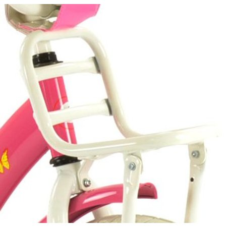 2Cycle 2Cycle Magic Kinderfiets - 16 inch - Roze-Wit  2e kans