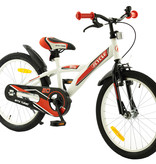 2Cycle 2Cycle BMX Kinderfiets - 20 inch - Wit-Rood