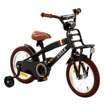 2Cycle Cruiser Kinderfiets - 14 inch - Voordrager