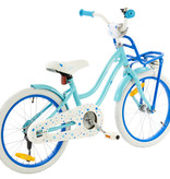 2Cycle 2Cycle Superstar Kinderfiets - 18 inch - Voordrager - Blauw - 2e