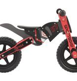 2Cycle 2Cycle Motor Laufrad - Holz - Rot