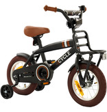 2Cycle 2Cycle Cruiser Kinderfiets - 12 inch - Voordrager
