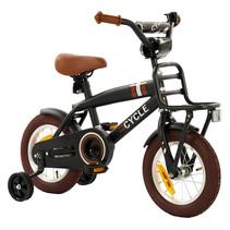 2Cycle Cruiser Kinderfiets - 12 inch - Voordrager