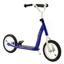 2Cycle Scooter - Luftreifen - 12 Zoll - Blau