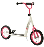 2Cycle 2Cycle Scooter - Luftreifen - 12 Zoll - Weiß