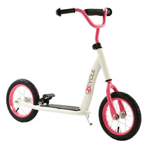 2Cycle Step - Luchtbanden - 12 inch - Wit