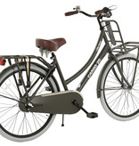 2Cycle 2Cycle Transportfiets - 26 inch - Mat-Grijs - 3-Speed