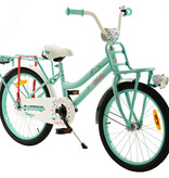 2Cycle 2Cycle Magic Kinderfiets - 20 inch - Voordrager - Turquoise