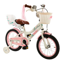 2Cycle Magic Kinderfiets - 14 inch - Wit