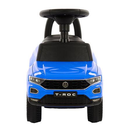 VW VW T-Roc Loopauto - Blauw