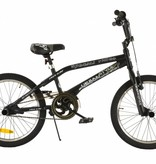 2Cycle 2Cycle BMX Kinderfiets - 20 inch - Zwart - 2e