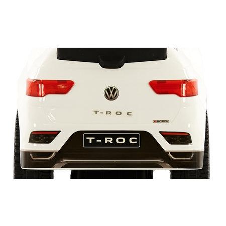 VW VW T-Roc Loopauto - Wit
