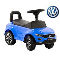 VW T-Roc Loopauto - Blauw