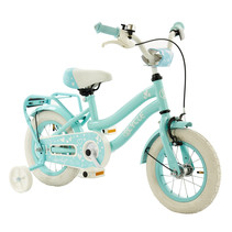 2Cycle Lovely - Kinderfiets - 12 inch - Turquoise
