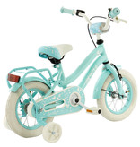 2Cycle 2Cycle Lovely - Kinderfiets - 12 inch - Turquoise