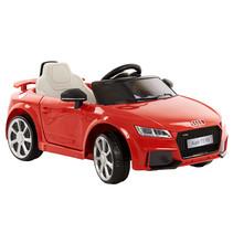 Audi TT-RS Elektrische Kinderauto Rood