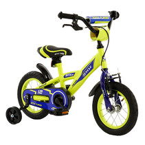 2Cycle BMX Kinderfiets - 12 inch - Geel