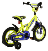 2Cycle 2Cycle BMX Kinderfiets - 12 inch - Geel