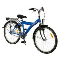 2Cycle Jongensfiets 24 inch Blauw