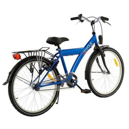 2Cycle 2Cycle Jongensfiets 24 inch Blauw