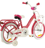 2Cycle 2Cycle Magic Kinderfiets - 16 inch - Roze-Wit