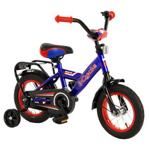 2Cycle Sports Kinderfiets - 12 inch - Blauw