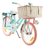 2Cycle 2Cycle Lovely Kinderfiets - 18 inch - Voordrager - Turquoise - 2e