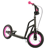 2Cycle 2Cycle Step - Luchtbanden - 12 inch - Zwart-Roze