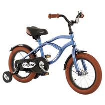 2Cycle Cruiser Kinderfiets - 14 inch - Blauw