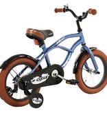 2Cycle 2Cycle Cruiser Kinderfiets - 14 inch - Blauw