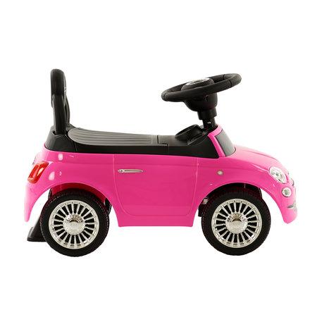Fiat Fiat 500 Loopauto - Roze