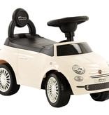 2Cycle Fiat 500 Rutschauto - Weiß