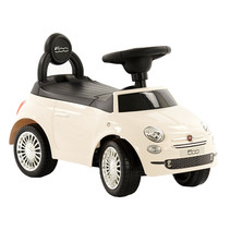 Fiat 500 Loopauto - Wit