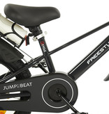 2Cycle 2Cycle Jump Kinderfiets - 16 inch - Zwart