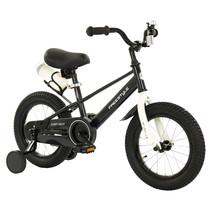 2Cycle Jump Kinderfiets - 14 inch - Zwart