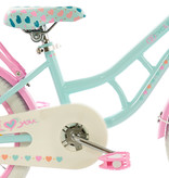 2Cycle 2Cycle Cargo Kinderfiets - 16 inch - Turquoise-Roze