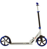 2Cycle 2Cycle Step - Aluminium -  Grote Wielen - 20cm -Blauw-Wit