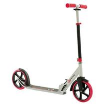 2Cycle Step - Aluminium - Große Räder - 20cm -Rosa-Weiß