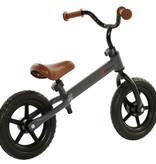 2Cycle Sajan Fahrrad, Laufrad, Lauffahrrad Kinderfahrrad für 2-4 Jahr Laufräder, Jungen, Mädchen, Baby, Mattgrau