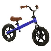 2Cycle Laufrad für Ihr Kind, Lauffahrrad, Kinderfahrrad für Jungen Mädchen Baby Balance Bike, Mattblau