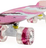 2Cycle 2Cycle Skateboard - LED Wielen - 22.5 inch - Girl